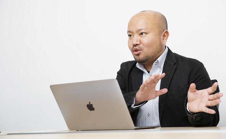 株式会社フレクト 大村氏