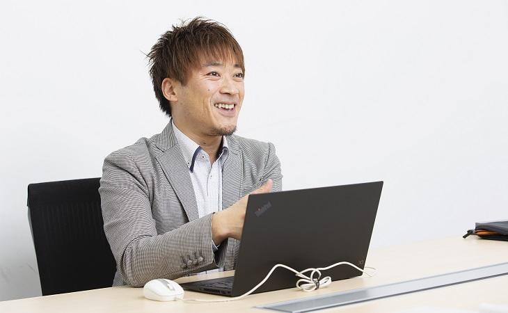 株式会社フレクト 吉田氏