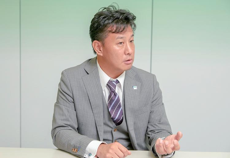 株式会社ブロードリーフ 久井氏